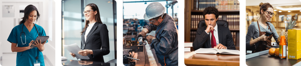 increase safety regulations when going back to work or school with protective equipment