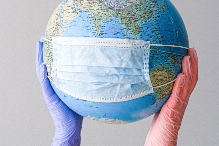 protect yourself from viruses with personal protective equipment